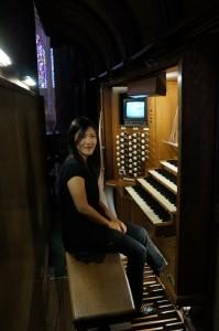 Ami HOYANO - Chartres 2012