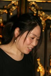 Saki Aoki - Chartres 22 juillet 2012