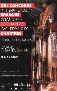 Concours-1992