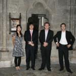 Yuka ISHIMARU - Ae-Shell NAM - Andrew DEWAR - Christian BARTHEN