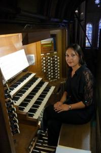 Coralie Amedjkane - Chartres 22 juillet 2013