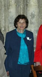 Alena VESELA  -  (Jury du Gd Prix de Chartres 2008)