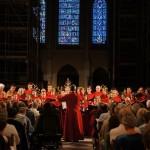 Chœur Cathédrale de Brecon (GB)